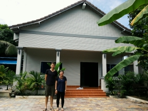 Our new home in Siem Reap!